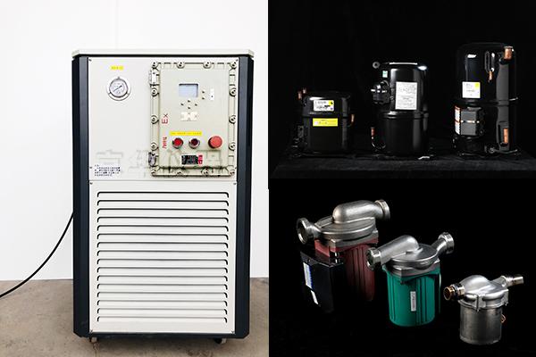 當低溫冷卻循環泵壓縮機出現濕沖程的解決辦法